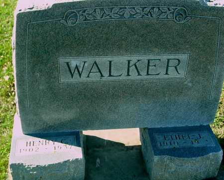 WALKER, HENRY C. - Ida County, Iowa | HENRY C. WALKER
