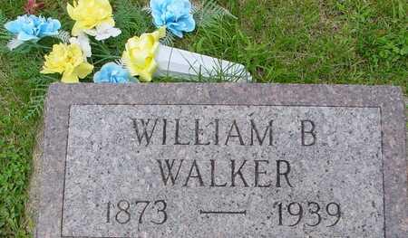 WALKER, WILLIAM B. - Ida County, Iowa | WILLIAM B. WALKER