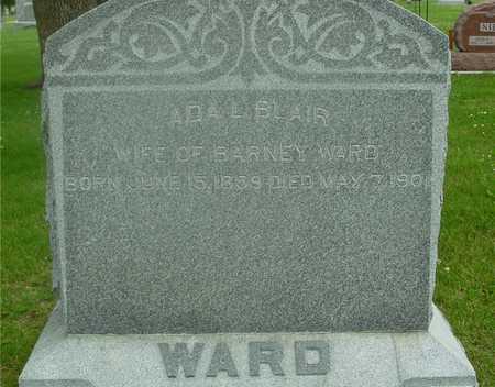 WARD, BARNEY - Ida County, Iowa | BARNEY WARD