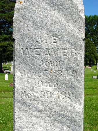 WEAVER, J. E. - Ida County, Iowa | J. E. WEAVER