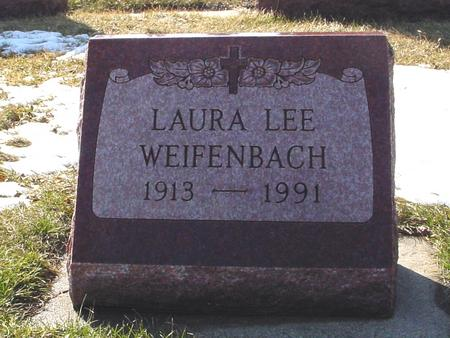 WEIFENBACH, LAURA LEE - Ida County, Iowa | LAURA LEE WEIFENBACH