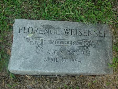 WEISENSEE, FLORENCE - Ida County, Iowa | FLORENCE WEISENSEE