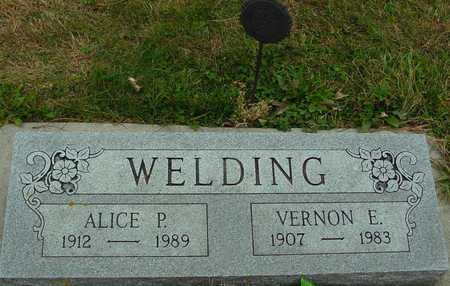 WELDING, VERNON & ALICE - Ida County, Iowa | VERNON & ALICE WELDING