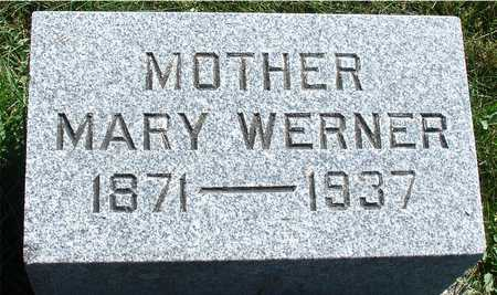 WERNER, MARY - Ida County, Iowa | MARY WERNER