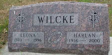 WILCKE, HARLAN & LEONA - Ida County, Iowa | HARLAN & LEONA WILCKE