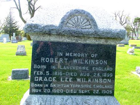 WILKINSON, ROBERT - Ida County, Iowa | ROBERT WILKINSON
