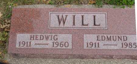 WILL, EDMUND & HEDWIG - Ida County, Iowa | EDMUND & HEDWIG WILL