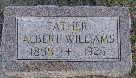 WILLIAMS, ALBERT - Ida County, Iowa | ALBERT WILLIAMS