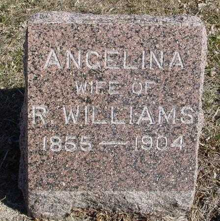 WILLIAMS, ANGELINA - Ida County, Iowa | ANGELINA WILLIAMS
