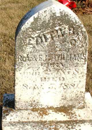 WILLIAMS, EDITH B . - Ida County, Iowa | EDITH B . WILLIAMS