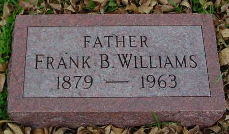 WILLIAMS, FRANK B. - Ida County, Iowa | FRANK B. WILLIAMS