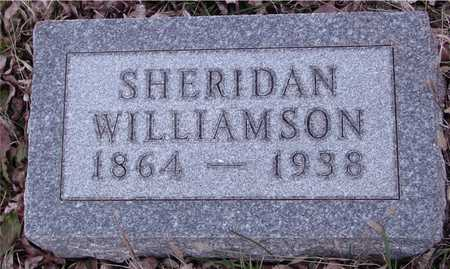 WILLIAMSON, SHERIDAN - Ida County, Iowa | SHERIDAN WILLIAMSON