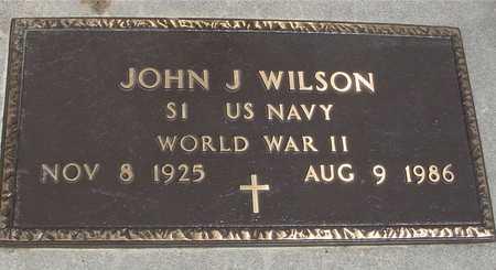 WILSON, JOHN J. - Ida County, Iowa | JOHN J. WILSON
