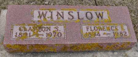 WINSLOW, CLAYTON & FLORENCE - Ida County, Iowa | CLAYTON & FLORENCE WINSLOW