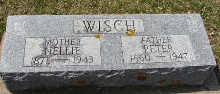 WISCH, PETER & NELLIE - Ida County, Iowa | PETER & NELLIE WISCH