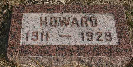 WITT, HOWARD - Ida County, Iowa | HOWARD WITT