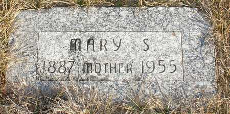 WITT, MARY S. - Ida County, Iowa | MARY S. WITT