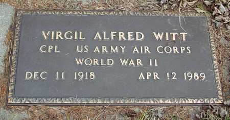 WITT, VIRGIL ALFRED - Ida County, Iowa | VIRGIL ALFRED WITT