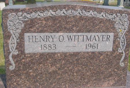 WITTMAYER, HENRY O. - Ida County, Iowa | HENRY O. WITTMAYER