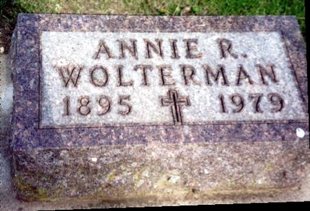 WOLTERMAN, ANNIE ROSE - Ida County, Iowa | ANNIE ROSE WOLTERMAN