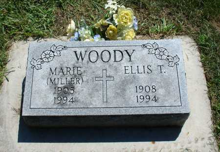 WOODY, ELLIS & MARIE - Ida County, Iowa | ELLIS & MARIE WOODY