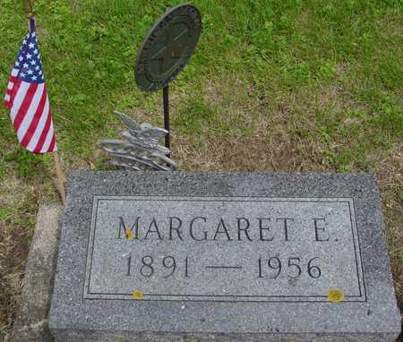 WOOLRIDGE, MARGARET E. - Ida County, Iowa   MARGARET E. WOOLRIDGE