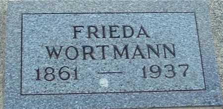 WORTMANN, FRIEDA - Ida County, Iowa | FRIEDA WORTMANN
