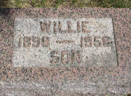 WULF, WILLIE - Ida County, Iowa | WILLIE WULF