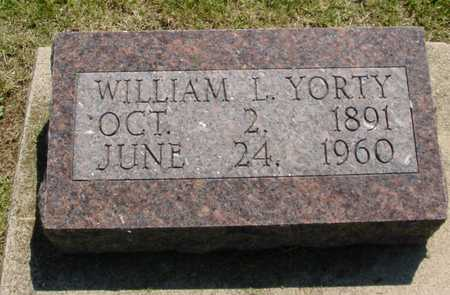 YORTY, WILLIAM L. - Ida County, Iowa | WILLIAM L. YORTY