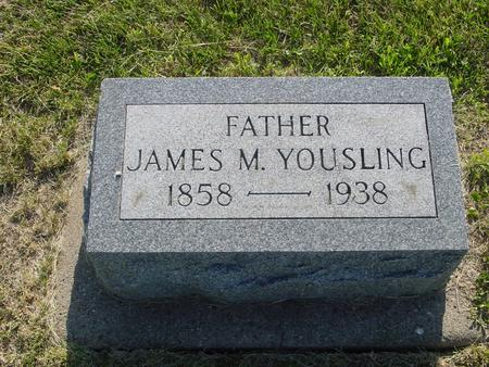 YOUSLING, JAMES M. - Ida County, Iowa | JAMES M. YOUSLING