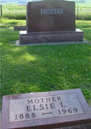 ZIMMER, ELSIE L. - Ida County, Iowa | ELSIE L. ZIMMER