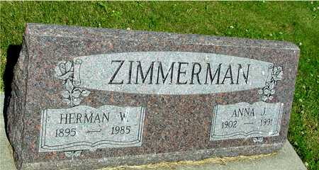 ZIMMERMAN, HERMAN & ANNA - Ida County, Iowa | HERMAN & ANNA ZIMMERMAN