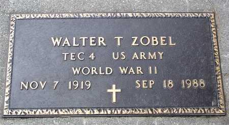 ZOBEL, WALTER T. - Ida County, Iowa | WALTER T. ZOBEL