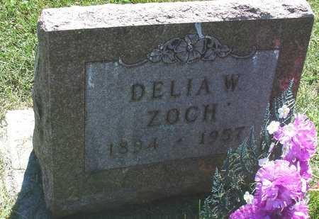 ZOCH, DELIA W. - Ida County, Iowa | DELIA W. ZOCH