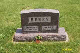 MURPHY BERRY, MARGARET - Iowa County, Iowa | MARGARET MURPHY BERRY