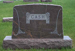 CASH, WILLIAM A. - Iowa County, Iowa | WILLIAM A. CASH