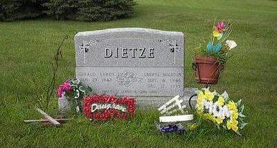 DIETZE, GERALD LEROY - Iowa County, Iowa | GERALD LEROY DIETZE