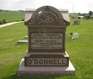 DRISCOLL, JAMES A. - Iowa County, Iowa | JAMES A. DRISCOLL