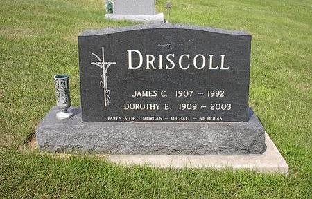 DRISCOLL, JAMES C. - Iowa County, Iowa | JAMES C. DRISCOLL