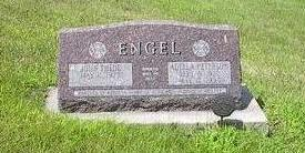 PETERSON ENGEL, ADELLA - Iowa County, Iowa | ADELLA PETERSON ENGEL
