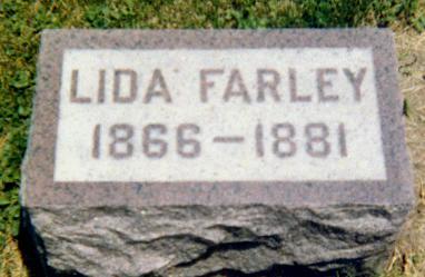 FARLEY, LIDA - Iowa County, Iowa | LIDA FARLEY
