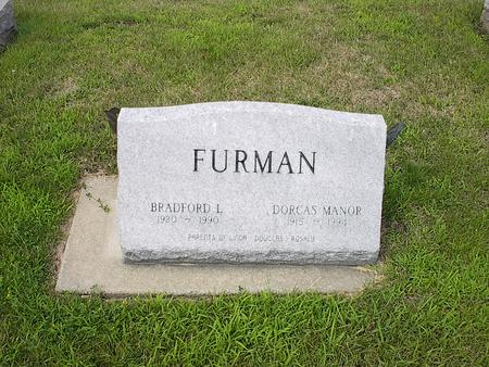 FURMAN, DORCAS - Iowa County, Iowa | DORCAS FURMAN