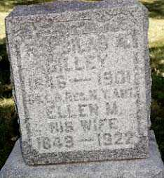 GILLEY, SILAS - Iowa County, Iowa | SILAS GILLEY