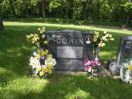 GOWIN, WAYNE - Iowa County, Iowa | WAYNE GOWIN
