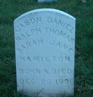 HAMILTON, SARA JANE - Iowa County, Iowa | SARA JANE HAMILTON