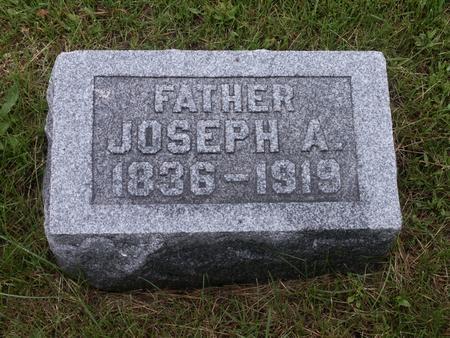 HANSON, JOSEPH - Iowa County, Iowa | JOSEPH HANSON