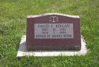 KEEGAN, DAVID F. - Iowa County, Iowa | DAVID F. KEEGAN