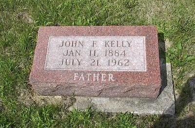 KELLY, JOHN F. - Iowa County, Iowa | JOHN F. KELLY