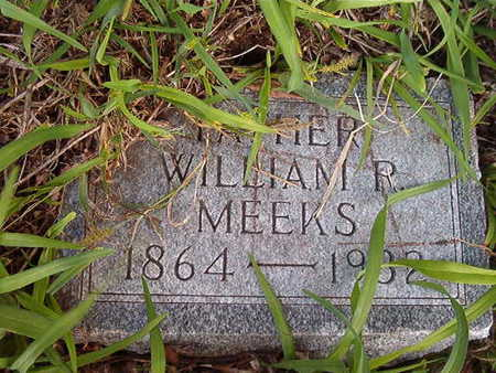 MEEKS, WILLIAM - Iowa County, Iowa | WILLIAM MEEKS