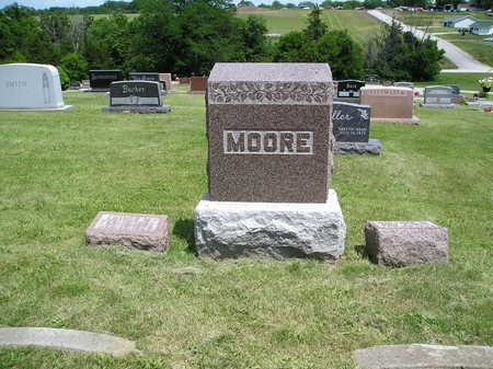 MOORE, ESTHER M. - Iowa County, Iowa | ESTHER M. MOORE